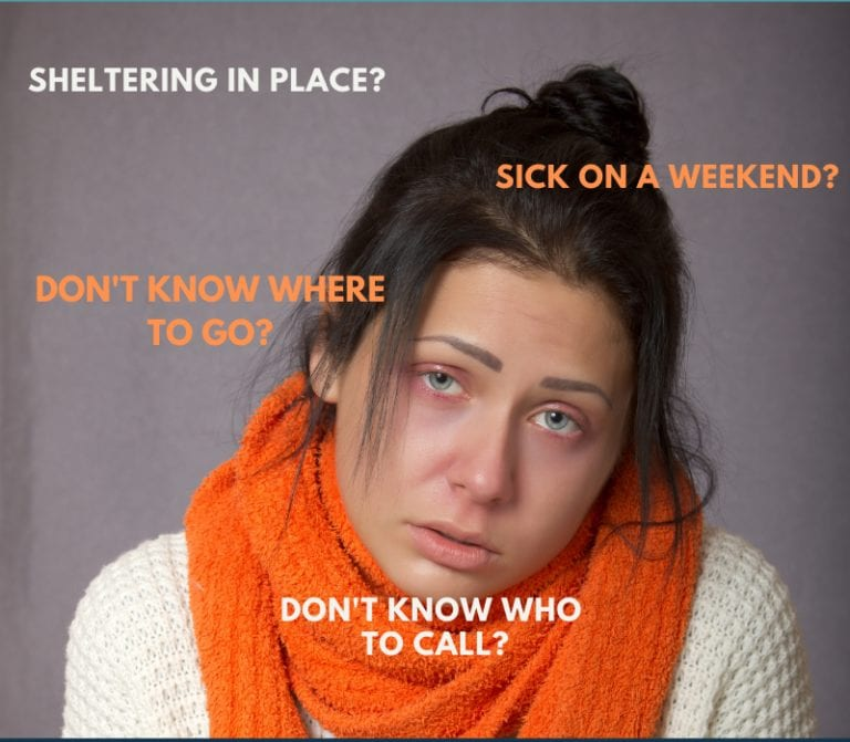 ICareHealthCare | Healthcare Advocate | Advice for when you get sick
